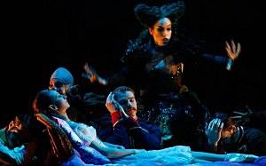 Dress Rehearsal of The Sleeping Beauty
