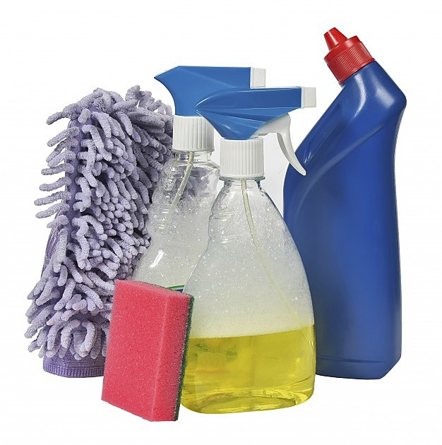 Homemade steam cleaner solution ehow ehow how to videos for Homemade cleaning solution for concrete