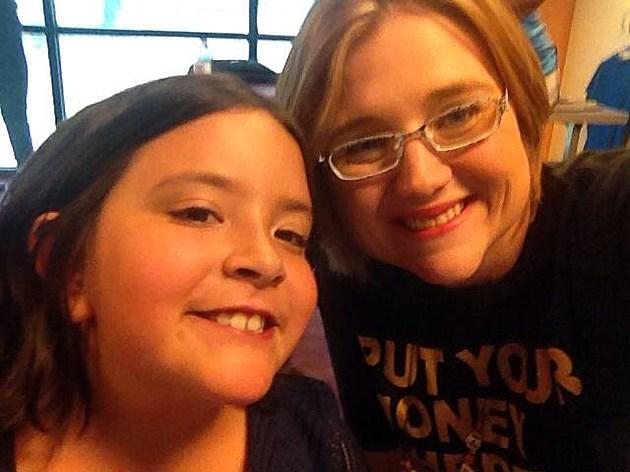 Lillea Salazar and Lori Crofford