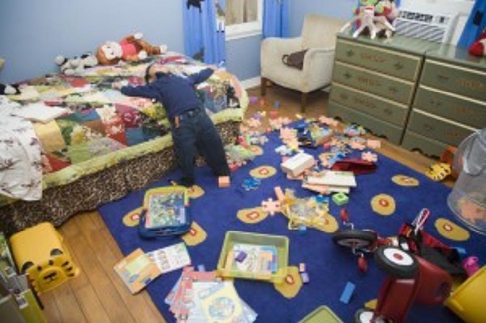 Battle of the Clean Bedroom