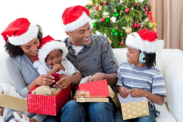 Christmas Presents Open on Christmas Eve or Christmas Day