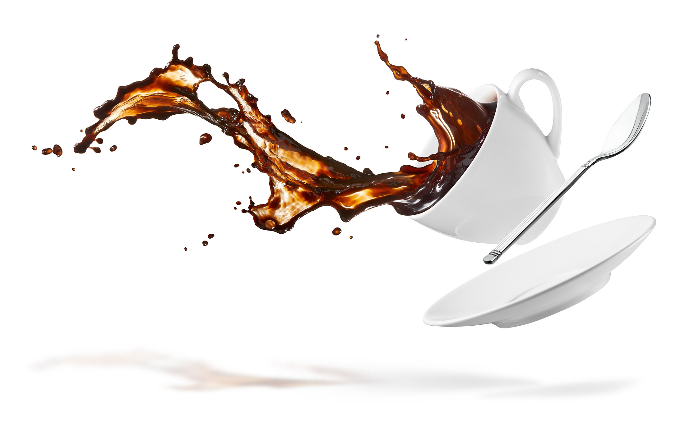 Spilled coffee 78