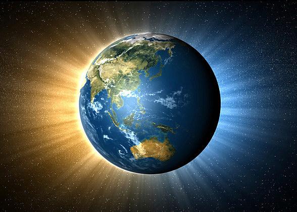 Earth-Asia Pacific Region