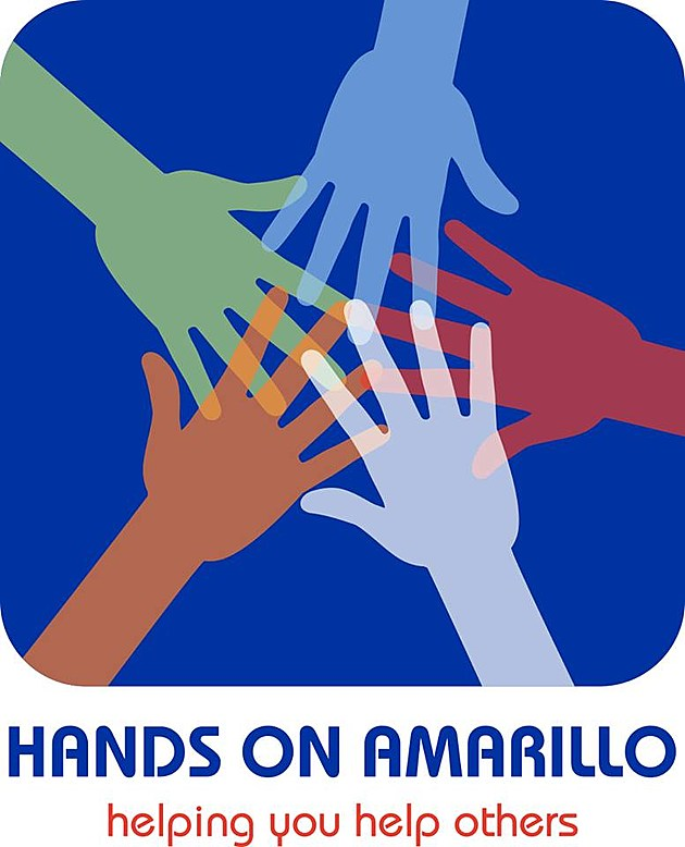 Hands on Amarillo logo