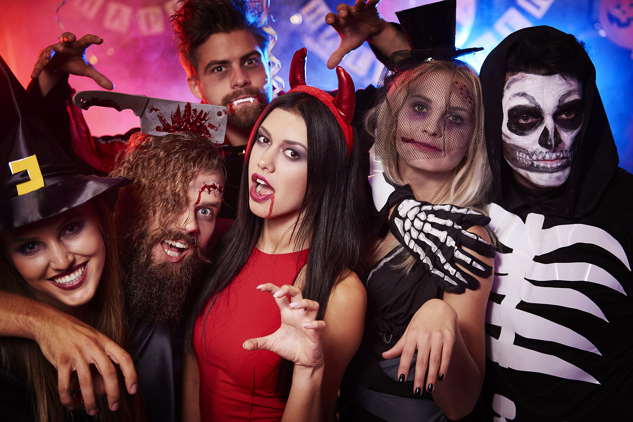 best places in amarillo for adults to celebrate halloween